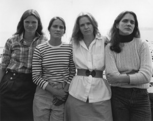hermanas brown 1975-Brown sisters