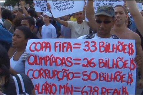 Brasil no asistirá a su copa del mundo