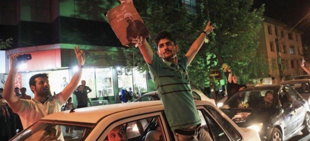 En Irán ha vuelto la alegría