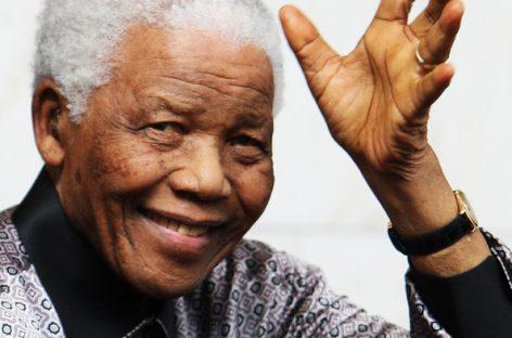 Nelson Mandela, un figura siempre eterna