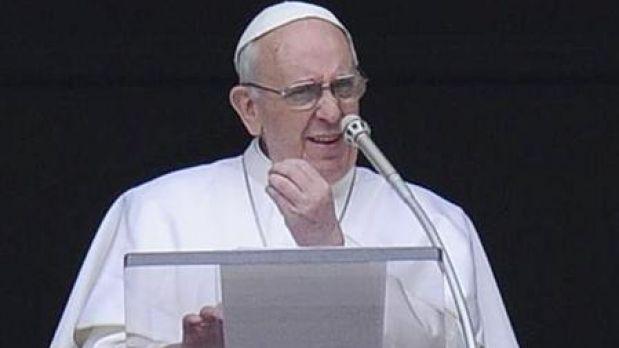 El Papa Francisco denuncia a los corruptos