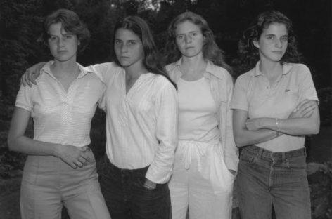 El retrato de cuatro hermanas durante 36 años