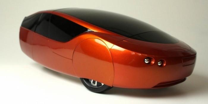 Urbee 2, el coche del futuro se fabrica con tecnología 3D