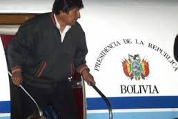 Felipe González critica a EEUU y a Europa por el caso del avión de Morales