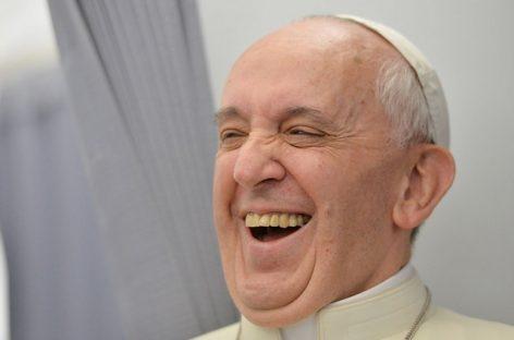 Un Papa libre y cordial