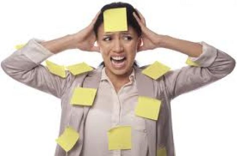 Formas de reducir el estrés en el trabajo