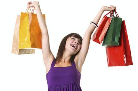 Ir de compras, una terapia que mejora el estado de ánimo