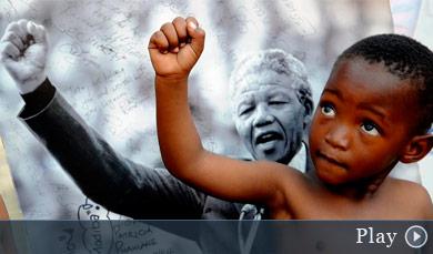 Mandela-Nelson Mandela-video mandela-cumpleaños de mandela-madiba-apoto a mandela