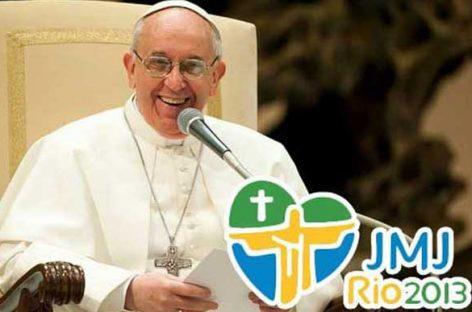 El Papa es argentino y Dios es brasileño