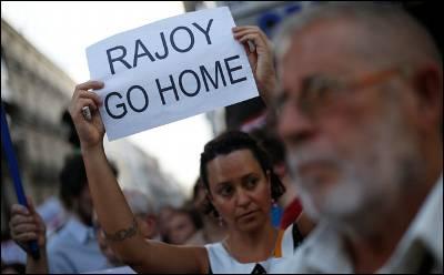 La ciudadanía pide cuentas claras en España
