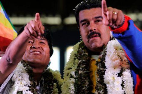 Venezuela y Nicaragua ofrecen asilo a Snowden