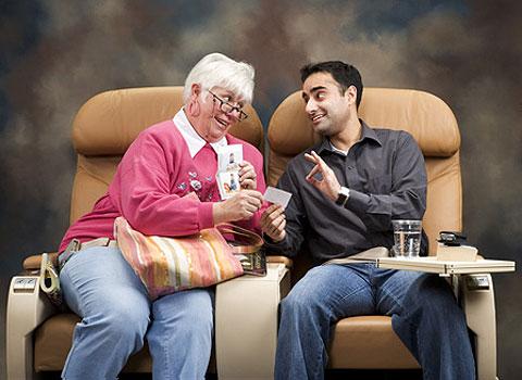 Social Seating-compañero de vuelo-seat-buddy