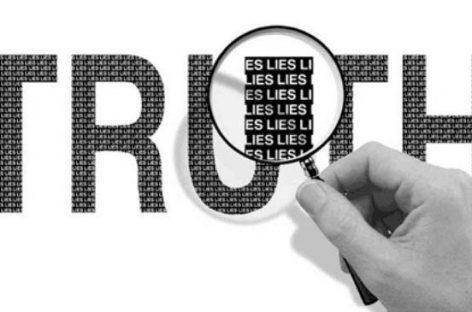 Las mentiras de los políticos y de los medios de comunicación