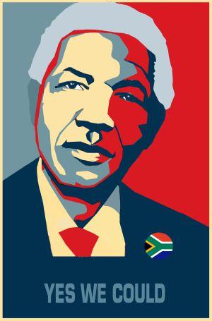 yes we could-Nelson Mandela-ejemplo de Mandela-politicos actuales