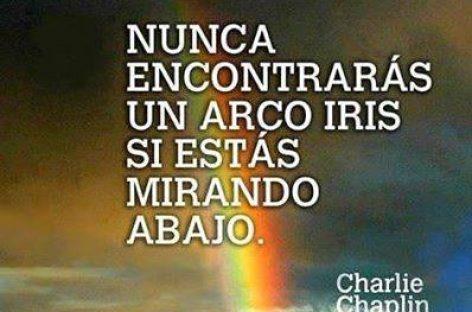 Encontrar el arco iris