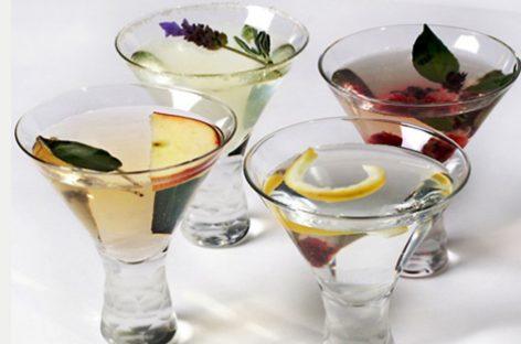 lr de copas, cócteles orgánicos son la última tendencia