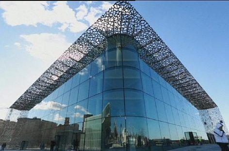 Nuevo Museo de las Civilizaciones de Europa y del Mediterráneo