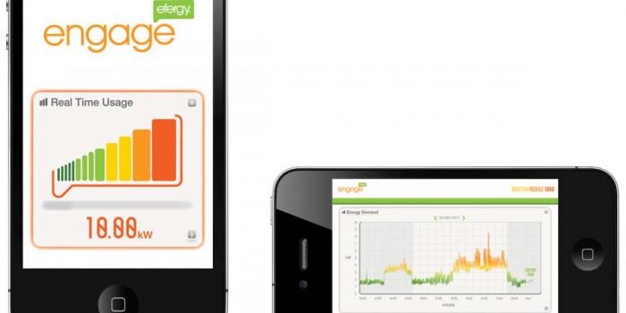 Una aplicación para conocer el consumo energético