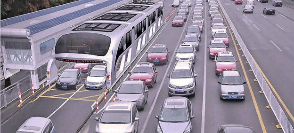 Ideas audaces para el transporte del futuro
