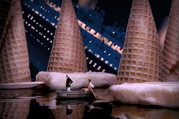 ice cream-helado titanic