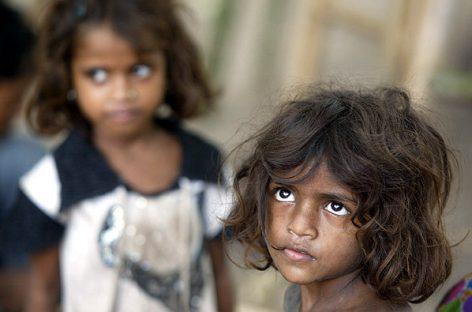 India quiere alimentar a 800 millones de pobres