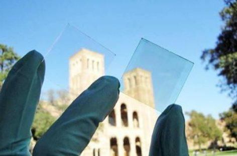 Una lámina que convierte el móvil en un panel solar