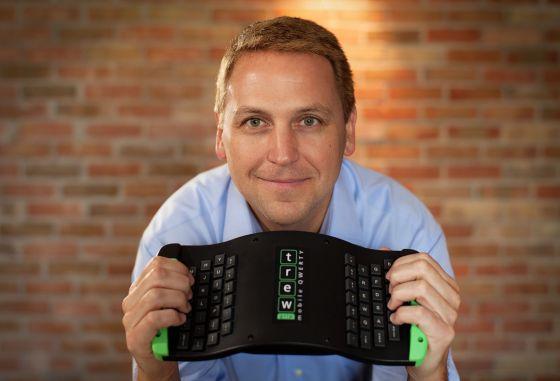 Mark parker-teclado-nuevo teclado