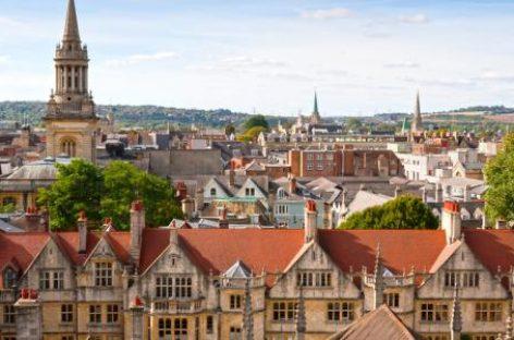 Oxford se convierte en la primera ciudad libre de petróleo