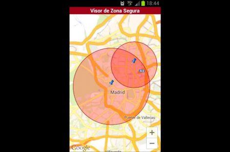 Una aplicación de móvil que nos rescata en situaciones extremas