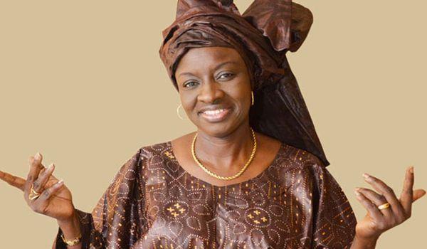 Mujeres al poder en Africa