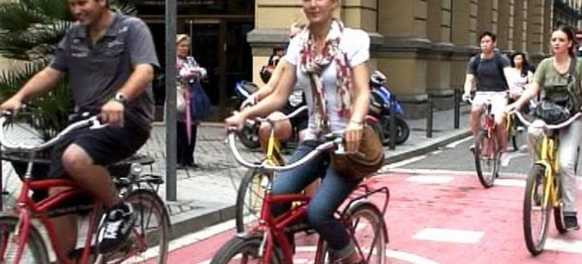 En España se venden más bicis que coches