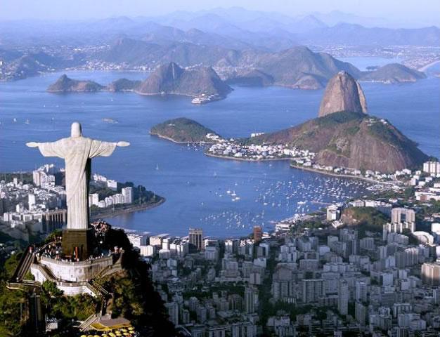 Brasil ha encontrado una pareja ideal para su esplendor económico: la cultura