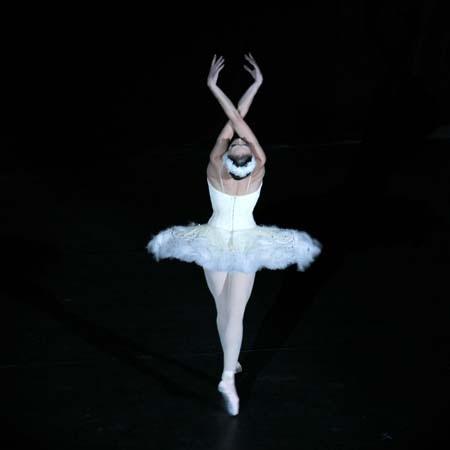 Maia Plisétskaya-danza del cisne