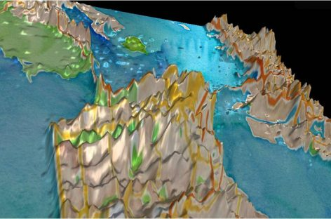 Crear mapas 3D en tiempo real