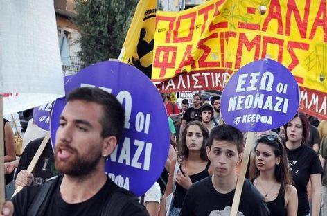 Golpe a los neonazis en Grecia