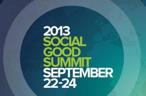 Social Good Summit: involucrar a la sociedad en los retos del futuro