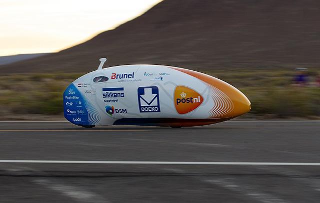 La nueva bicicleta más rápida del mundo