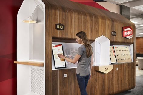 Café personalizado para clientes con prisas