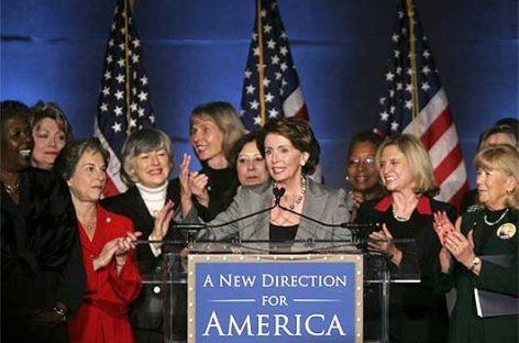 Las mujeres fueron cruciales en el acuerdo fiscal en EE.UU