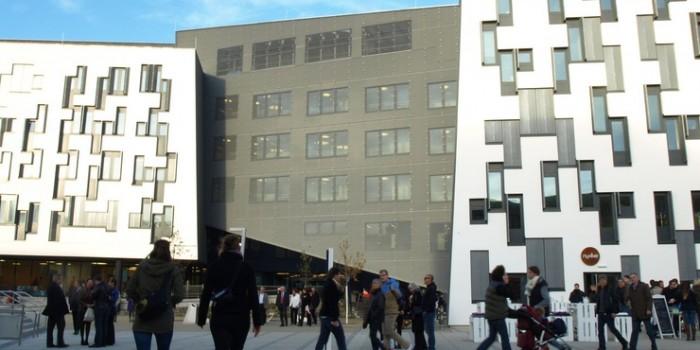 Una universidad donde estudiar, vivir y crecer