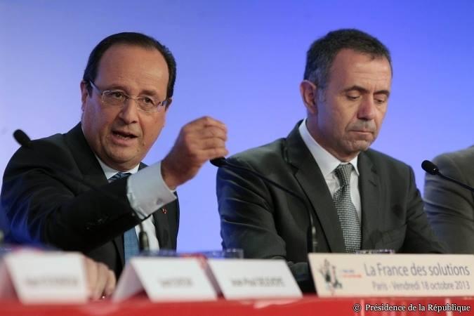Françoise Hollande-le france des solutions-la francia de las soluciiones-reporteros de la esperanza-reporters d´espoirs-periodismo de soluciones