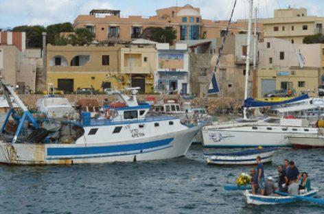 Lampedusa, propuesta para el Nobel de la Paz
