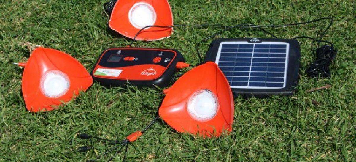 Cargar el móvil a partir de un sistema de energía solar