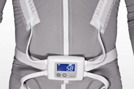 Crean un traje con electrodos que reduce el dolor crónico y parálisis