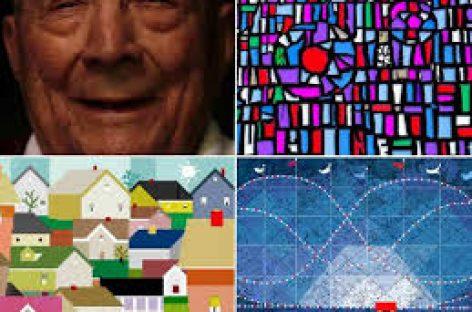 Pintando píxeles con 98 años