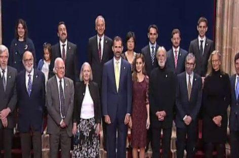 El príncipe Felipe llama a labrar en España un futuro con principios éticos firmes