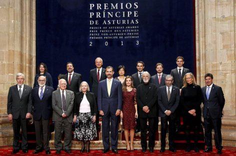 Premios Príncipe de Asturias 2013, quién es quién de unos premios internacionales