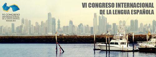 VI Congreso de la Lengua-Panamá