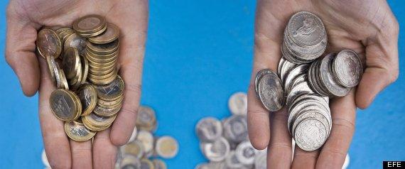 Suiza vota poner un tope a la diferencia salarial