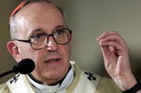 El Papa: no a la economía de la exclusión